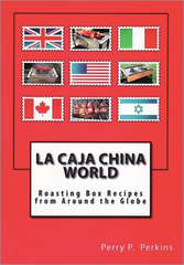 Cooking Book La Caja China #2
