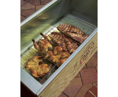 La Caja China Medium Grill